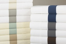 Sheets / InnStyle offers a wide variety of sheets in different thread counts and materials including: 100% Cotton, Cotton/Poly blend, Microfiber, Organic & Cotton/Bamboo Blends. These are the same sheets used at fine Inns and Bed & Breakfasts across the country. Bring a little bit of that same luxury into your home!