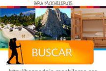 Turismo de Mochila