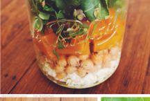 Culinária - Saladas