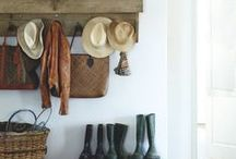 Mudroom & Laundry Rooms