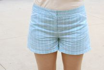 Pattern Library - Trousers and Shorts