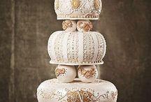 Wedding cakes / Beautiful and interesting Wedding Cakes