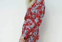 Autumn Winter 2014 / Our Autumn Winter 2014 collection, available to buy from www.thewolfflower.com
