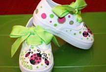 Shoes -,Girlie tekkies / Girlie tekkies