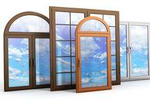 Infissi e Serramenti / In particolare: porte, finestre, zanzariere, portoncini di ingresso e ogni sorta in generale di infissi in pvc.