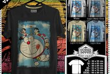 Kaos Doraemon | Doraemon T-Shirt