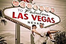 Las Vegas - Wedding Old Vegas / Neon