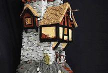 LegoPinnwand