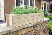 New Age Garden Window Boxes / Our window boxes come in three sizes. Which size do you prefer?