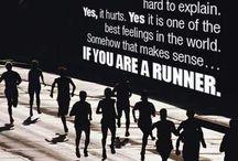 running ( :