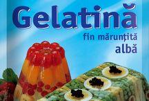 retete culinare cu gelatina