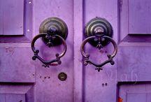 Design - Door knockers and handles