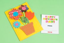 Mother's & Father's Day! / Craft and activities for Mother's and Father's Day for children