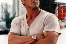 Sly Stallone / by Jan Ream