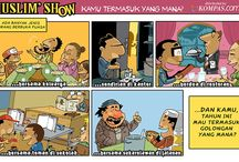Islamic Comics / by Dani Siregar