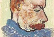 Evert Rinsema / Dichter, schrijver, schoenmaker. Vriend Theo van Doesburg.