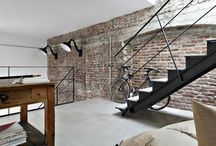 Exposed Brick / by The Cousins