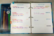 Kalender Planer usw.