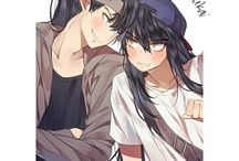 inuyasha and kouga