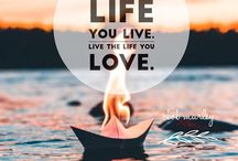 Love Quotes / #Love brings up emotions that run the gamut from agony to ecstasy. We have different feelings when we love someone or being loved. This #quote board will share with you all #wisdom we need to learn in love.