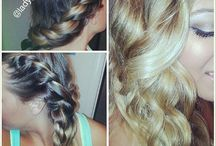 Hairstyles / by Jenna Duffy