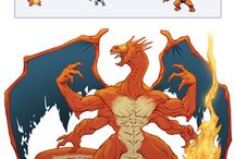 Pokemon mash-ups