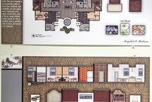 Valdosta State University Interior Design Program / Interior design program at Valdosta State University Department of Art.