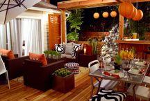 Decks/outdoor space