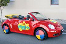 Toot! Toot! Chugga! Chugga! Big Red Car