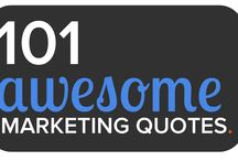 Marketing / Ideas, inspiration, awesomeness, knowhow, education and all that's marketing related