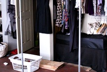 Storage Solutions / by Carrie Crutchfield