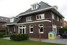 nieuwe huizen