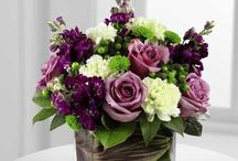 Everyday Arrangement - Multicolored / A variety of arrangements suitable for everyday or other in many colors