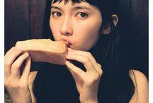 Saya Ichikawa 市川紗椰 / #Japanese #model