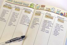 Planering och struktur
