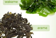 Sea Veggies / Sea vegetables are a great way to add variety to your dishes