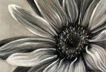 charcoal sketse