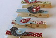 recycle pegs