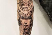 Tatuagens !!