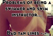 swimmers life