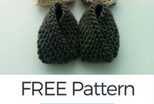 Simple Knitting / Booties