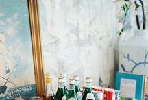 Trim Decor Elements / Parisian deco salon  / by Elizabeth Paull