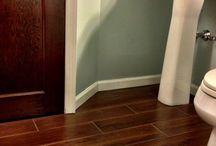 Floors and Trim