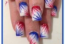 Nails designs / Cool designs for your nails, to make your hands feel pretty