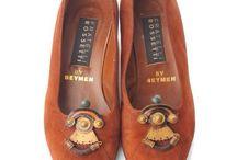 Vintage Ayakkabilar / Shoes / Vintage Shoes