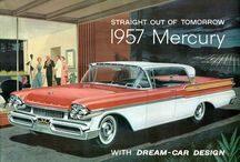 Vintage Automobile Advertisements / by Jeff Andrews