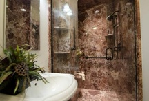 TruStone / Beautiful, grout free luxurious bathroom surfaces at a fraction of the price and maintenance of marble!