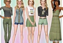 Sims 3 Favori Custom Content