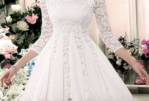 Konfirmations kjoler