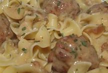 Pasta Special / by Brittany Rutledge